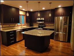 kitchen cabinet color ideas for small kitchens small kitchen paint ideas with dark cabinets u2013 dwltna com small