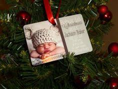 Christmas Ornaments Baby Diy by Baby U0027s First Christmas Ornament Modge Podge A Block Cute Will