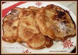 la cuisine de lilly äpfelkiechla ou toatsch à la pomme la cuisine de lilly