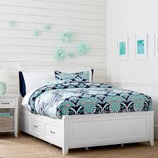 Pb Teen Bedrooms Hampton Storage Bed 2 0 Pbteen