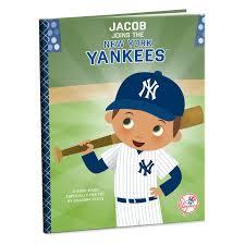 New York Yankees Home Decor New York Yankees Personalized Book Personalized Books Hallmark