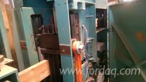 Used Woodworking Machinery For Sale Italy by Used Neva Mamuth 2005 Vertical Frame Saw For Sale Italy