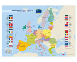 Detailed Map Of France by Maps Of Europe And European Countries Political Maps Road And
