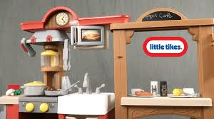 little tikes tikes kitchen and restaurant from mga entertainment