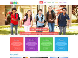 high school web design class 22 free education html website templates templatemag