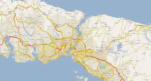 Map Of Istanbul Flights To Istanbul From Europe Istanbulairport Biz