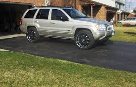 jeep cherokee black with black rims usranger08 2004 jeep grand cherokee specs photos modification
