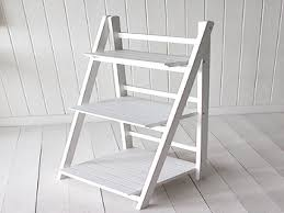 Diy Folding Chair Storage Small Free Standing Shelf Bamboo Bookshelves Stacking And