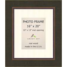 10x13 photo albums picture frame 16x20 matted to 10x13 bronze
