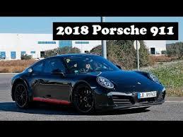 generation porsche 911 generation 2018 porsche 911 photographers already