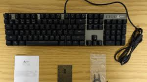 aukey km g3 review a solid mechanical keyboard on a budget neowin