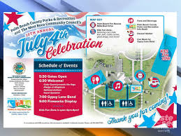 july fourth fireworks and local events guide for palm beach county