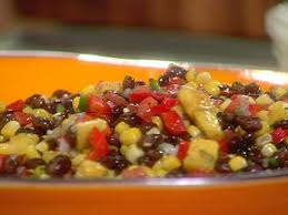 black bean salad recipe fieri food network