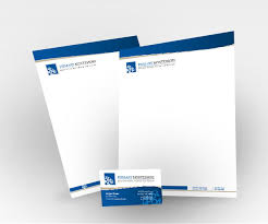 Business Card And Letterhead Montessori Letterhead And Business Cards