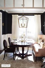 Rug In Dining Room Citrineliving Neutral Dining Room Updates