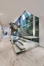 Home Design For Narrow Block 29 Best Entrances U0026 Staircases Images On Pinterest Entrance