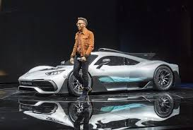 electrified future f1 derived mercedes amg project one 2018