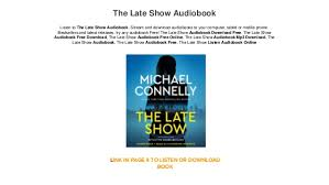 the late audiobook trial free audio book mp3 the lat