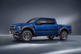 truck ford blue 2017 ford f 150 raptor supercrew introduced in china autoevolution