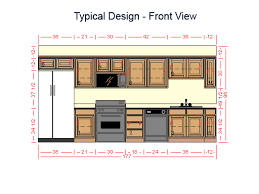 Kitchen Cabinet Dimension Classic Cherry Cabinets 18 Depth Base Kitchen Cabinets Best Home
