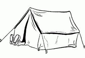 camping coloring pages kids free coloring pages kidsfree
