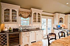 french provincial gallery david altemose design llc kitchen