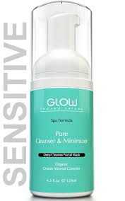 amazon com honestie naturals foaming cleanser 4 3 fl oz