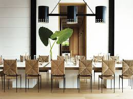 Woven Dining Chair Home Roundup Woven Dining Chairs Coco Kelley Coco Kelley