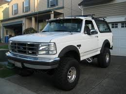bronco car 2016 stevo64 1995 ford bronco specs photos modification info at cardomain