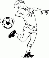 coloring pages football animated images gifs pictures