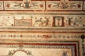 antike wandgestaltung möbel in der römischen antike