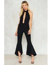 gal jumpsuit lyst shop s gal jumpsuits from 7