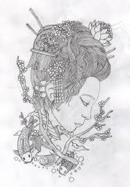 tattoos for girls traditional japanese tattoos japanese tattoo by lonesumlunatic on deviantart