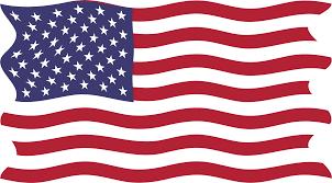 Smerican Flag Clipart American Flag Breezy