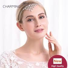 forehead bands elastics forehead bands hair accessories hair bridal