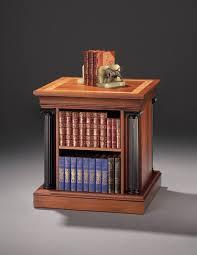 Secret Compartment Bookcase Shelves Harriette White Brown Door Bookshelf On Hautelook 249
