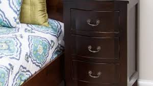 nightstands and bedside tables houzz inside 18 inch wide