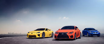 lexus dance of f 2016 lexus rc f effortlessly rumbles the streets and track