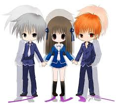 fruits baskets fruits basket chibis by dorable on deviantart