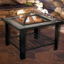 Fire Pit Coffee Table Round Coffee Table With Fire Pit Outdoor Coffee Table With