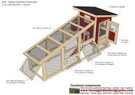 chicken coop plans how to build chicken coop design ideas