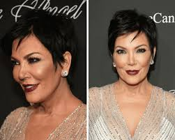 kris jenner haircut 2015 hairstyles for round faces the most flattering cuts