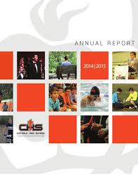 lexus financial report 2014 2014 2015 annual report by catholic high issuu