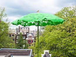Unique Patio Umbrellas by Exterior Design Unique Green Tuuci Umbrella For Inspiring Patio