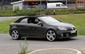 volkswagen convertible cabrio volkswagen golf r cabrio spy photo 002 vwvortex
