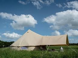 Bell Tent Awning Danchel High Profile Cotton Bell Tent Size 4m 5m With Top Awning