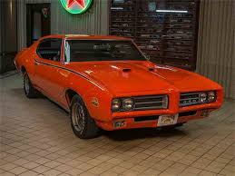 1968 to 1969 pontiac gto for sale on classiccars com 90 available