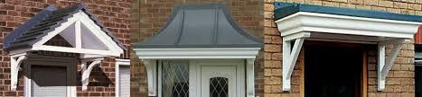 Overdoor Canopies by Suppliers Of Grp Glass U0026 Acrylic Door Canopies Order Online At