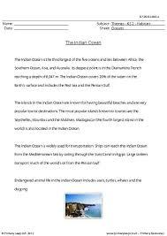 primaryleap co uk oceans the bermuda triangle worksheet