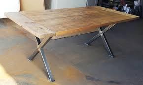 x table legs model tx02sc heavy duty sturdy x metal legs